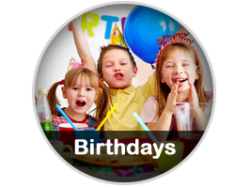 Choose Our Birthday Services