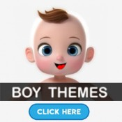 Boy Theme Decorations (242)
