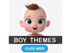 Boy Theme Decorations