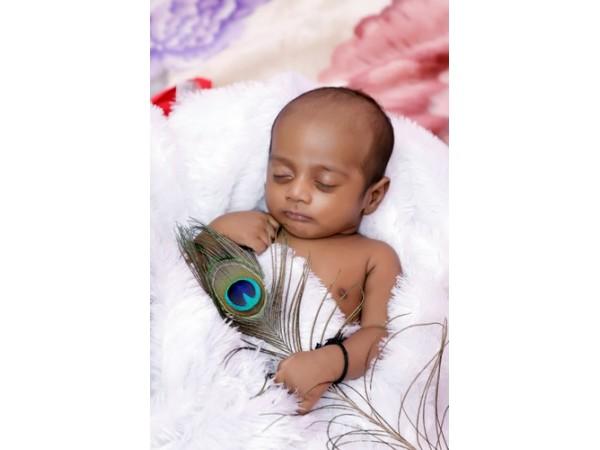 Baby Boy New Born Photoshoot