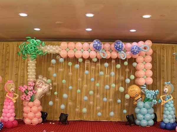 Unique Baby Shower Theme Decoration