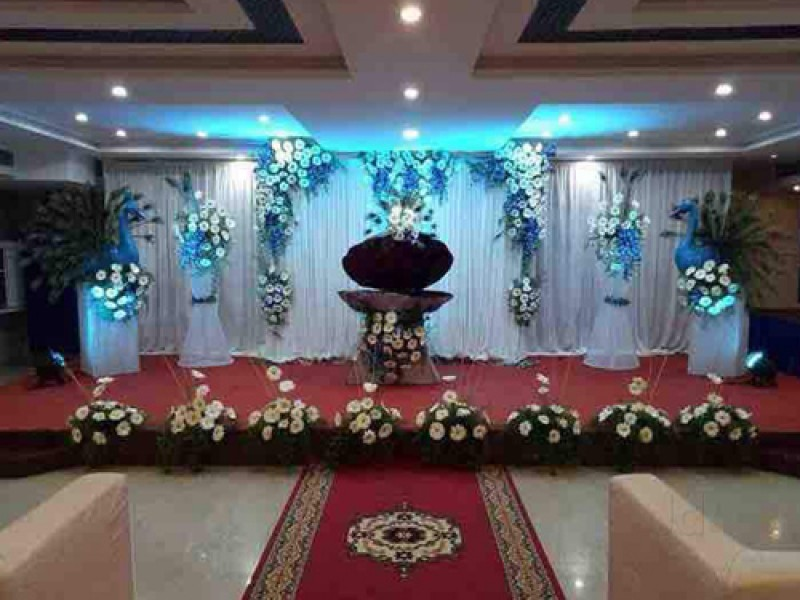 Elegant Baby Shower Flower Decorations