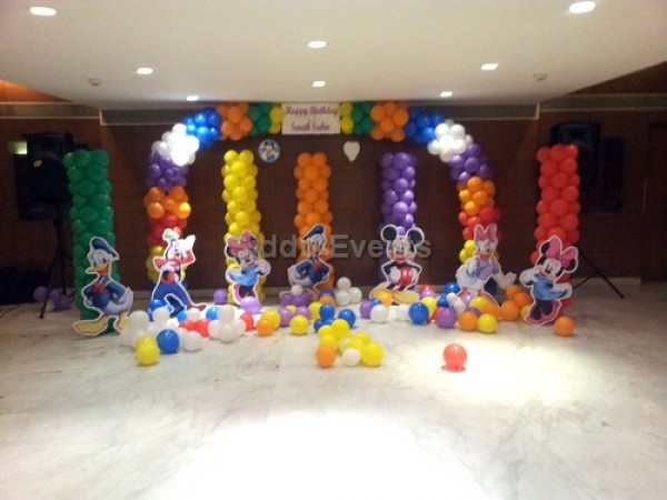 Unique Mickey Mouse Decoration