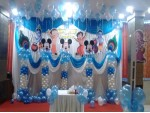 Mickey And Chotta Beam Theme Decoration