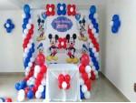 Simple Mickie Theme Decoration