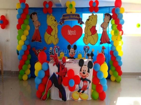 Micky Mouse Mix Cartoon Theme