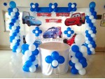 Cars Theme Decoration
