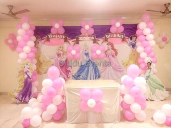 Basic Prince Theme Decoration 2