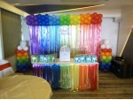 Rainbow Theme Decoration