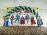 Best Avengers Theme Decoration