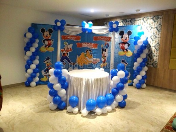 Best Basic Mickey Mouse Decoration