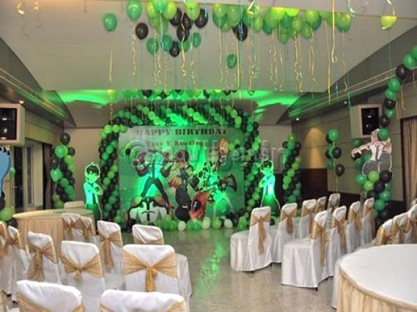 Super Ben10 Theme Decaration