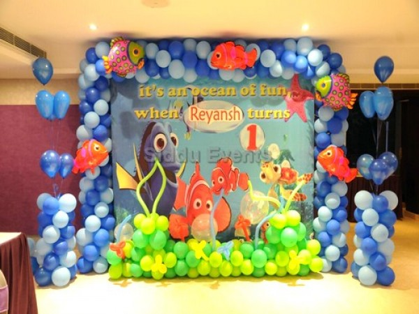 Basic Neemo Theme Decoration