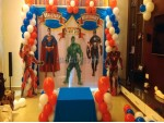 Best Super Hero Theme Decoration