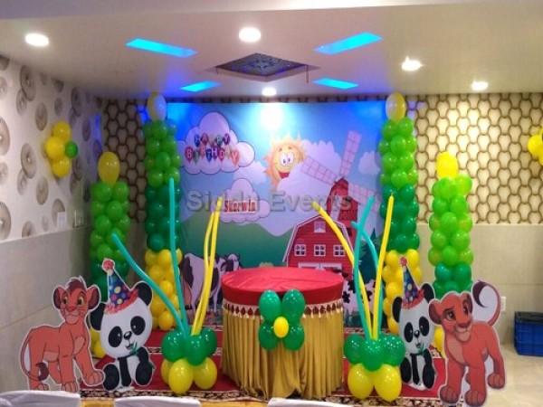 Farm House Theme Decoration