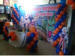 Dragon Ball Z Theme Decoration