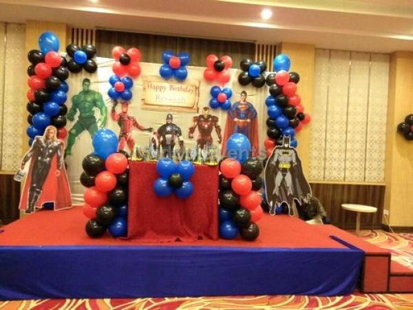 Best Avengers Theme Decoration 1