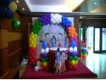 Colorfull Chotta Beam Theme Decoration