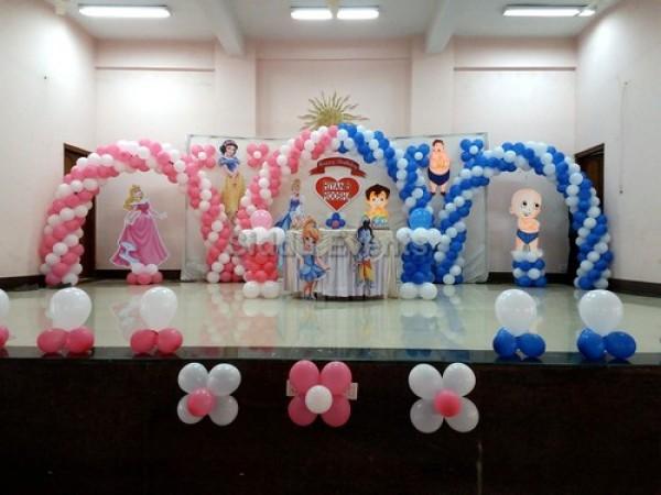Best Twins Theme Decoration
