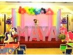 Unique Rainbow Theme Decoration For Birthday Party