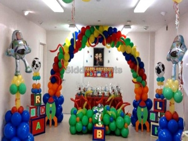 Toys Theme Decoration