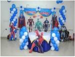 Basic Avengers Theme Decoration 2