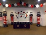 Pirate Theme Decoration For Birthday