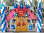 Micky Mouse And Chota Beam Decoration