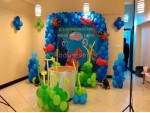 Finding Nemo Theme Decoration For Birthday