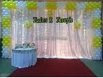 Lighting Backdrop Decoration