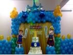Basic Prince Theme Decoration