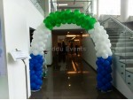 Balloon Arch Backdrop Decoration