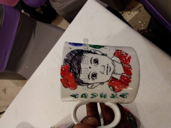 Mug Caricature
