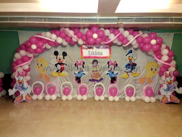 Basic Minnie Mouse Decoration