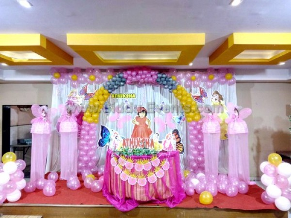 Colourful Doll Theme Decoration