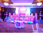 Balloon Princess Castle Decoration