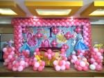Pink Princess Theme Decoration