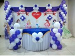 Blue Princess Decoration