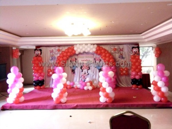 Minnie Mouse Arch Decoration