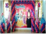 Princess And Photo Decoration