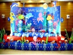 Underwater Theme Decoration