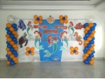 Basic Marmaid Theme Decoration