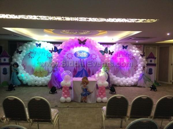 Best Value Princess Theme Decoration