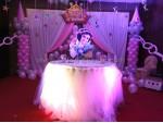 Princess Balloon Castle Designe Decoration