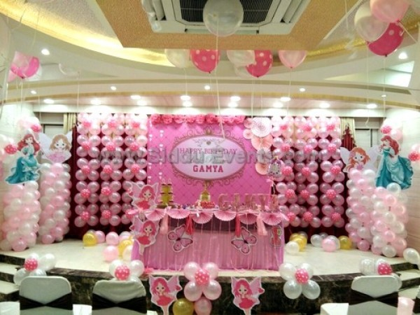 Customized Princess Decoration