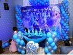 Unique Frozen Theme Flex Decoration