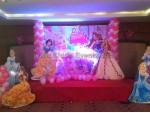 Flex Princess Theme Decoration