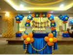Flower Arch Balloon Decoration
