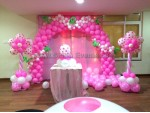 Pick Balloon Decoration