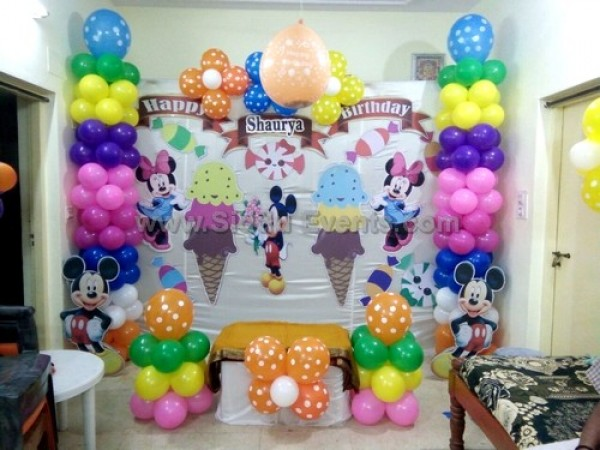Candy Theme Decoration